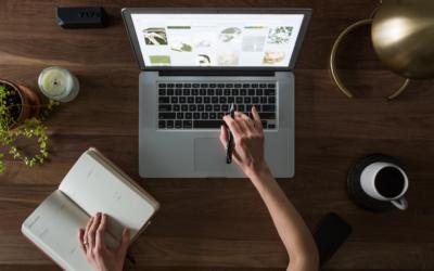 Start Here: Fresh Website Design