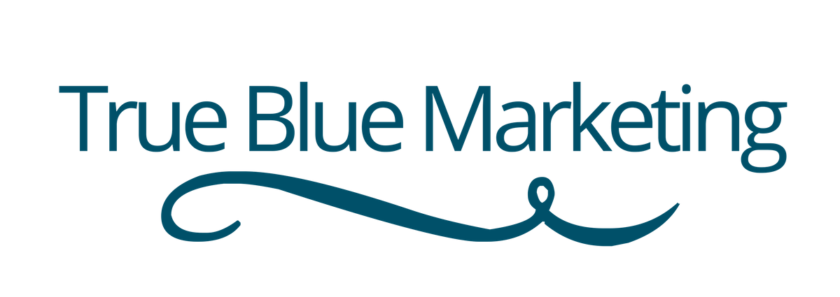 True Blue Marketing Logo
